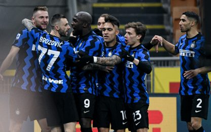 Inter-Atalanta 1-0: video, gol e highlights  della partita di Serie A