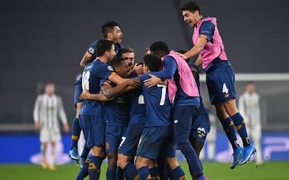 Champions League, Juventus-Porto 3-2. Portoghesi ai quarti