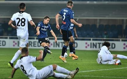 Atalanta-Spezia 3-1: video, gol e highlights della partita di Serie A