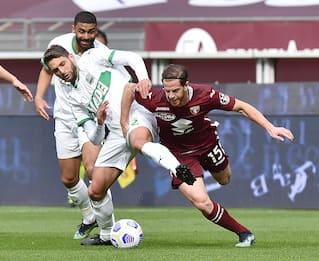 Serie A, Torino-Sassuolo 3-2: video, gol e highlights