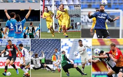 Serie A, tutti i risultati della 29esima giornata