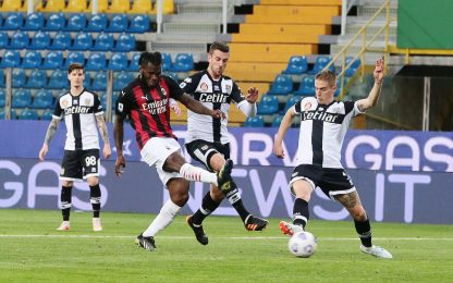 Serie A, Parma-Milan 1-3 e Spezia-Crotone 3-2: video, gol e highlights