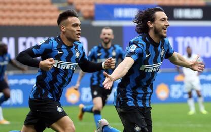 Serie A, 30^ giornata: Inter-Cagliari 1-0. Le altre partite in diretta