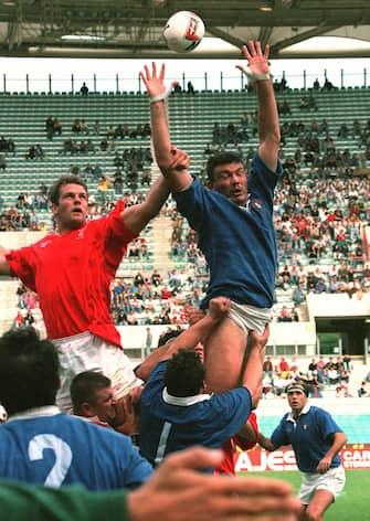 Massimo Cuttitta Rugby