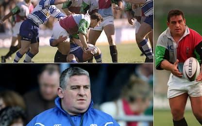 Chi era Massimo Cuttitta, campione del rugby morto di Covid a 54 anni