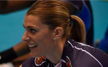 Francesca Piccinini si ritira: addio alla pallavolo a 42 anni