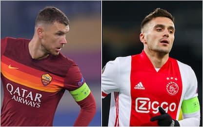 Europa League, Roma-Ajax: le formazioni ufficiali