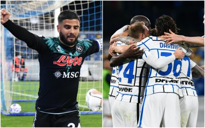 Napoli-Inter 1-1: video, gol e highlights della partita di Serie A