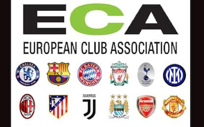 Calcio, tutte le squadre della Superlega. FOTO