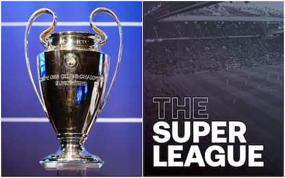 Superlega, chi la giocherà e cosa può succedere al calcio europeo