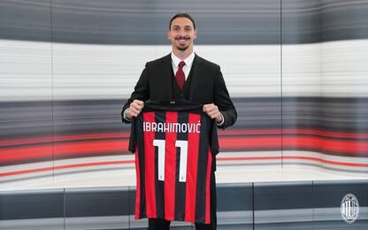 Ufficiale: Ibrahimovic ha firmato il rinnovo con il Milan