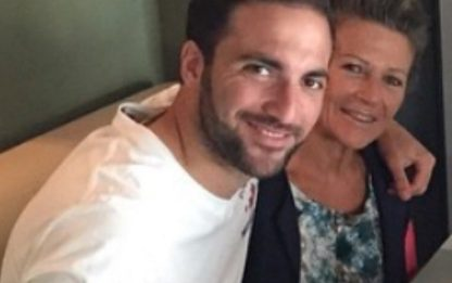 Argentina, è morta Nancy Higuain, mamma del Pipita