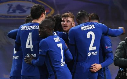 Champions League, Chelsea-Real Madrid 2-0: video, gol e highlights
