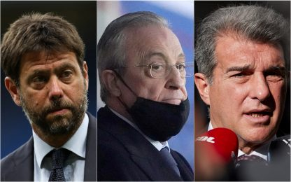 "Superlega, Juve, Real e Barcellona: ""Da Uefa inaccettabili pressioni"""