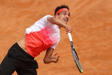 Internazionali tennis Roma, Sonego batte Mager e vola agli ottavi