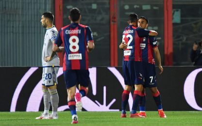 Crotone-Verona 2-1: video, gol e highlights della partita di Serie A