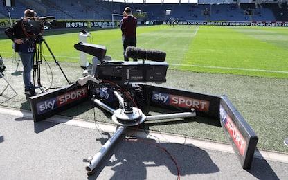 Diritti tv Serie A 2021/2024, Sky si aggiudica 3 partite a giornata