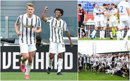 Serie A, Atalanta in Champions. Juve-Inter 3-2, Roma-Lazio 2-0