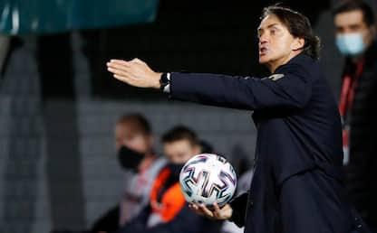 Calcio, Roberto Mancini sarà ct della Nazionale fino al 2026