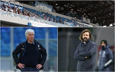 La finale di Coppa Italia tra Atalanta e Juventus si gioca al Mapei Stadium