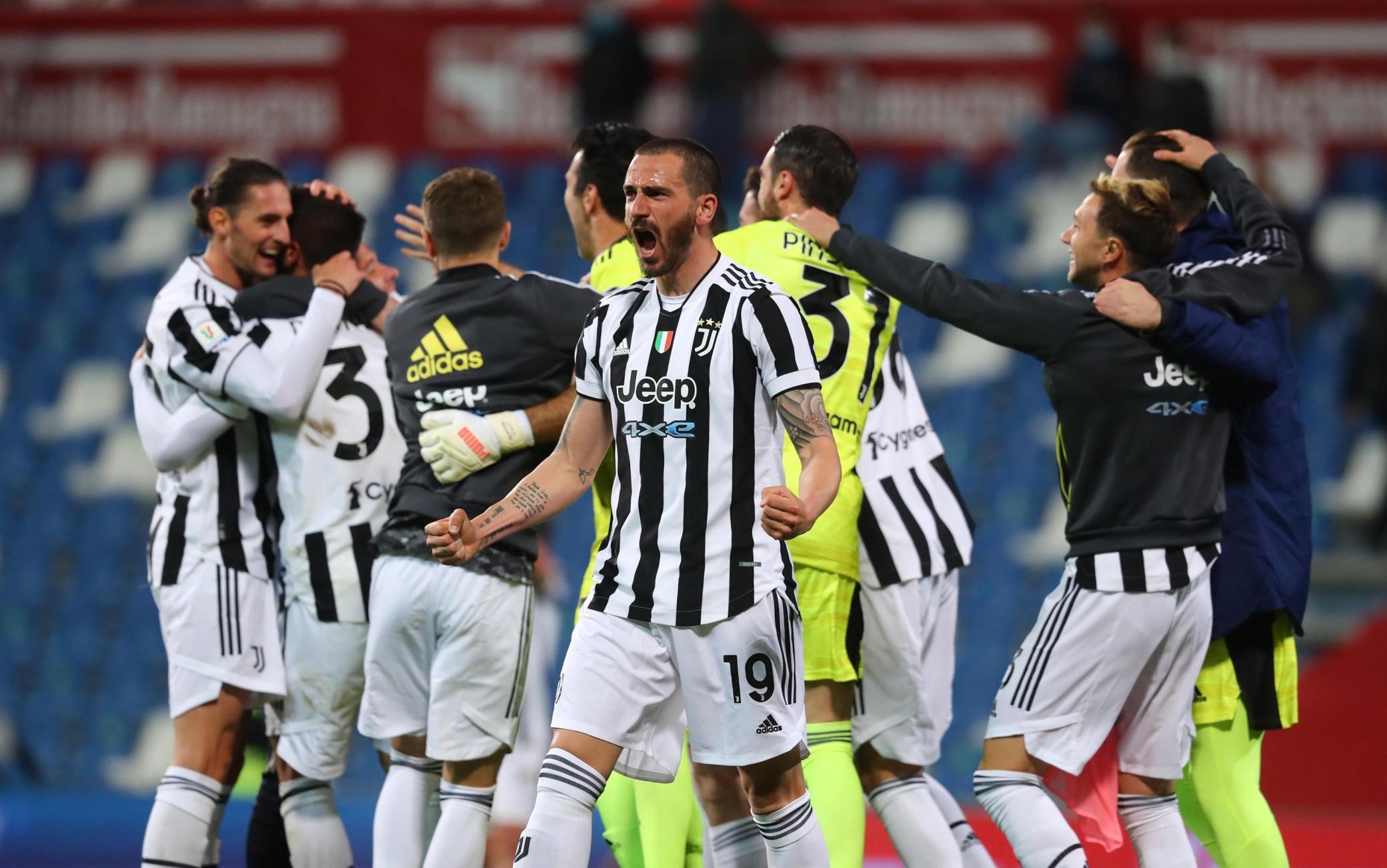 Atalanta-Juve 1-2: gol e highlights della finale di Coppa Italia | Sky TG24
