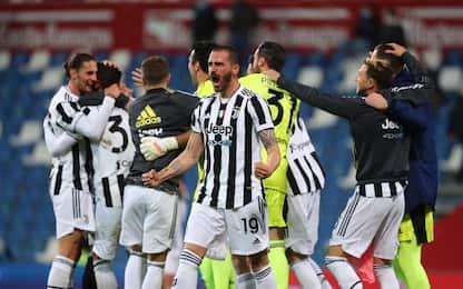 Coppa Italia, in finale vince la Juventus: battuta 2-1 l'Atalanta
