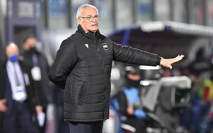 Sampdoria, Claudio Ranieri lascia la panchina blucerchiata