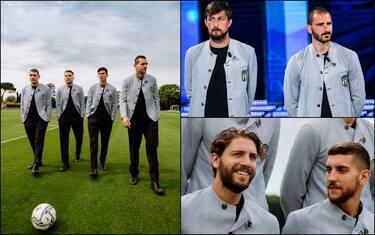 hero divise nazionale euro 2021 ansa