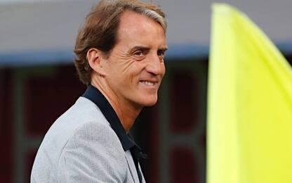 """Euro 2020, Mancini: """"Le partite non si vincono mai per caso"""""""