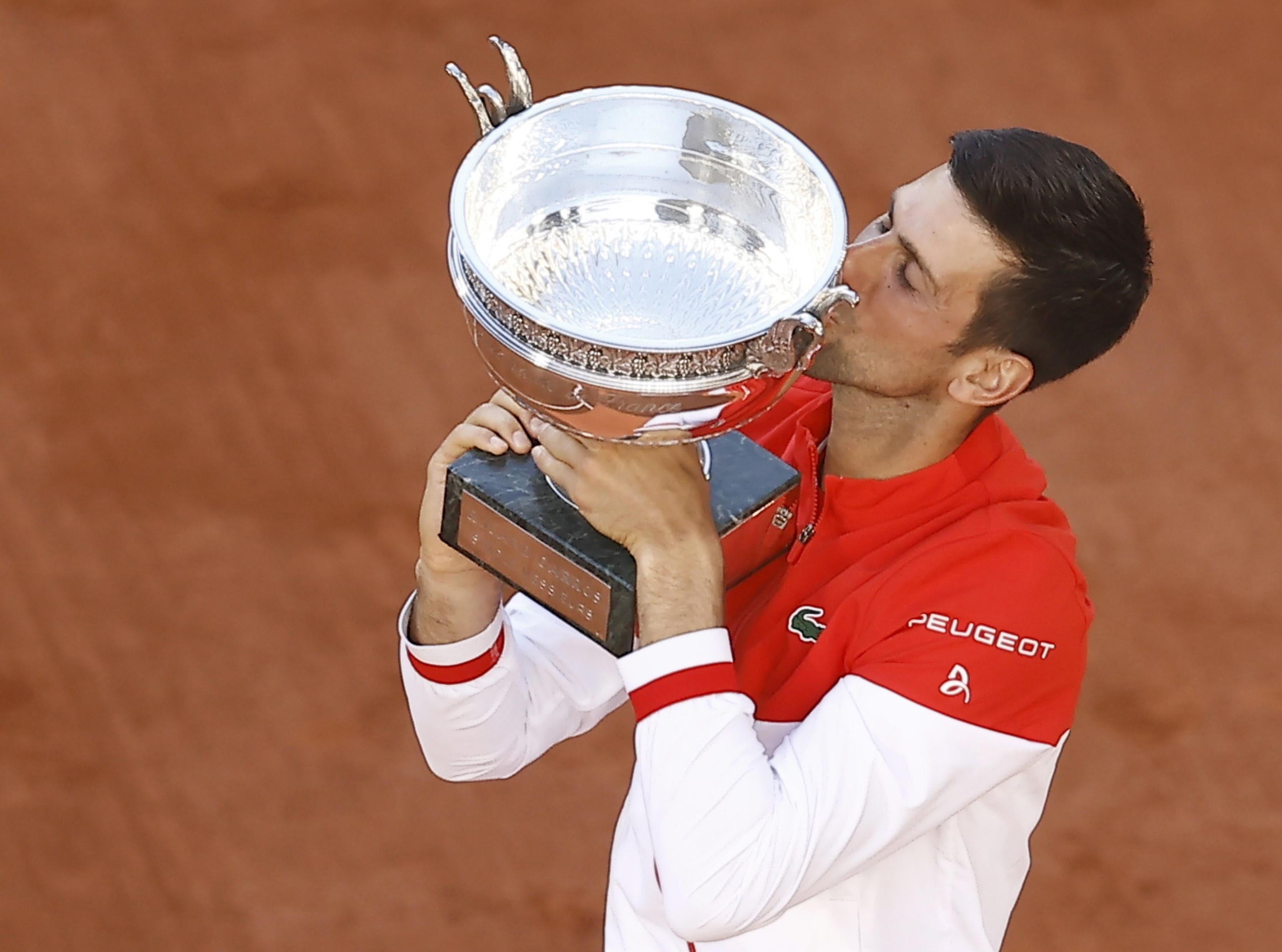 Novak Djokovic vince il suo secondo Roland Garros