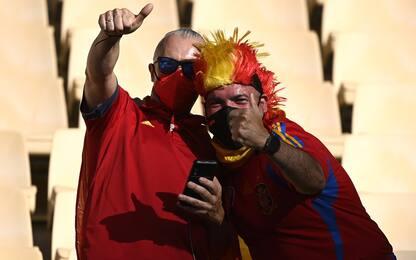 Euro 2020, Spagna-Svezia 0-0. DIRETTA