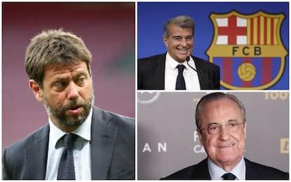 Calcio, Uefa: ammesse a Champions Juventus, Barcellona e Real Madrid