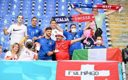 Euro 2020, ora Italia-Svizzera 1-0. Turchia-Galles 0-2. LIVE