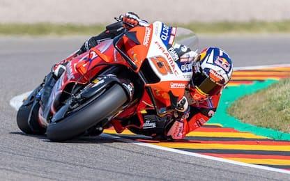 MotoGP Germania, le qualifiche: pole di Zarco davanti a Quartararo