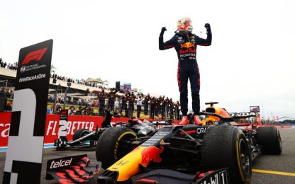 F1, Gp Francia: vince Verstappen, secondo Hamilton. HIGHLIGHTS
