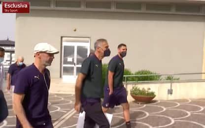 Donnarumma al Psg, visite mediche a Roma per il portiere