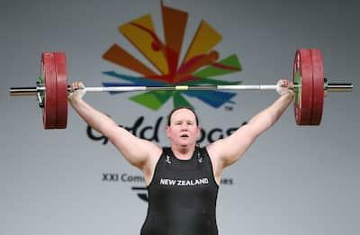 Olimpiadi Tokyo, Laurel Hubbard prima atleta transgender a partecipare