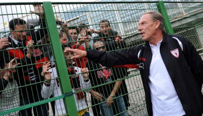 Calcio, arrivata l'ufficialità: Zeman è di nuovo allenatore del Foggia