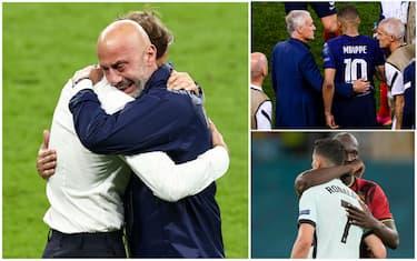 hero abbracci europei 2021 getty ansa