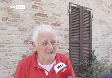 """Aldo Mancini: """"Che emozione la vittoria di mio figlio Roberto"""""""