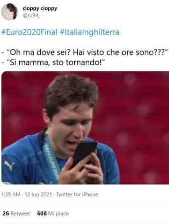 meme su italia inghilterra, la chiamata di Chiesa alla famiglia