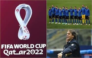 L'Italia verso i Mondiali 2022