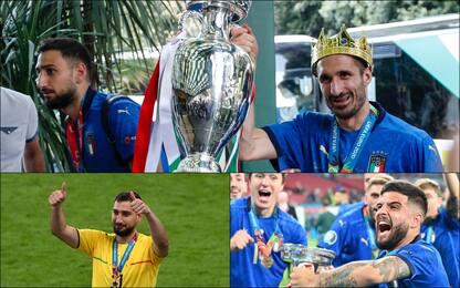 Calciomercato, il futuro degli Azzurri: chi va e chi resta