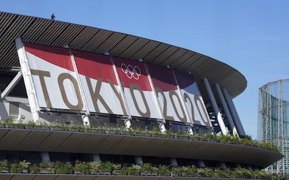 Olimpiadi Tokyo, sei atleti azzurri in quarantena