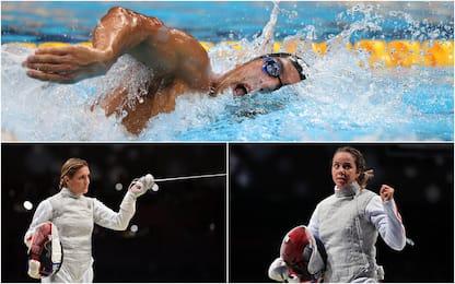 Tokyo 2020: alle Olimpiadi delusione per Detti, bene l'Italbasket