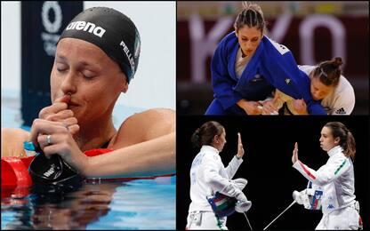 Tokyo 2020, Pellegrini in finale. Bronzo a Centracchio e donne spada