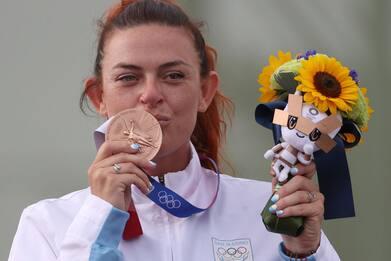 Tokyo 2020, prima storica medaglia per San Marino: Perilli bronzo