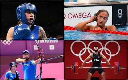 Tokyo, altre quattro medaglie: Quadarella, Testa, Pizzolato e Nespoli