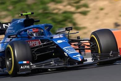 Formula 1, Gp Ungheria: vince Ocon. Hamilton secondo, Sainz terzo