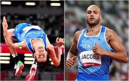 Tokyo 2020, Italia: Tamberi e Jacobs nella storia: medaglie d'oro